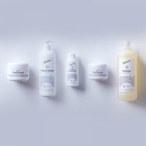 Výrobky pre kozmetické salóny